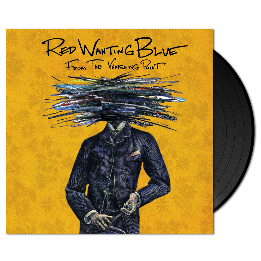 Red Wanting Blue From The Vanishing Point Vinyl