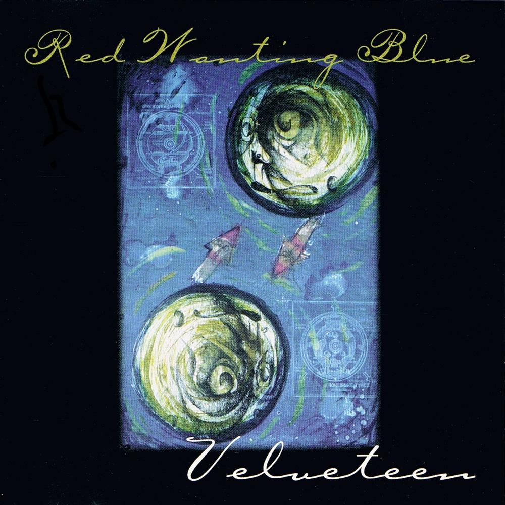 Red Wanting Blue Velveteen Cover