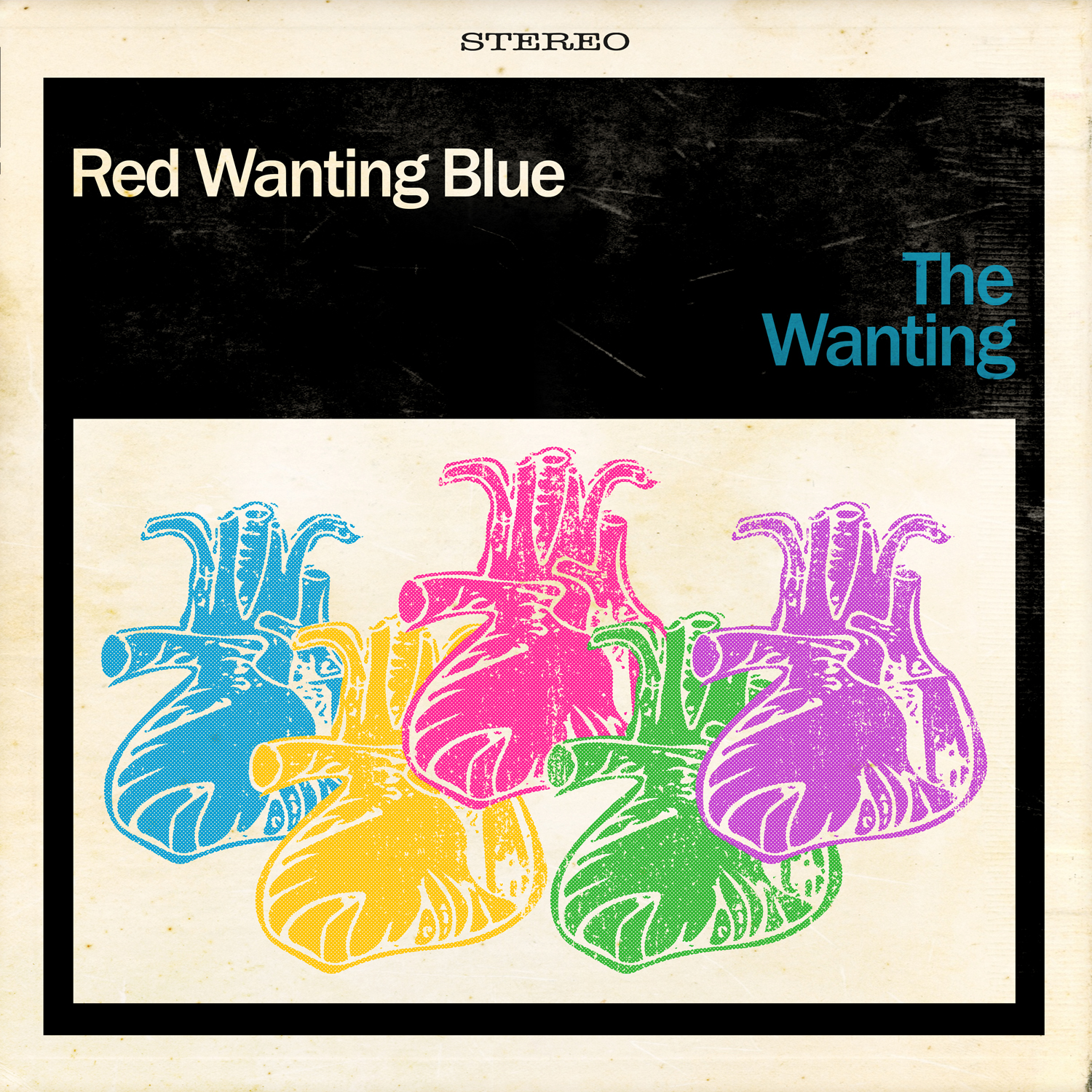 Red Wanting Blue High and Dry
