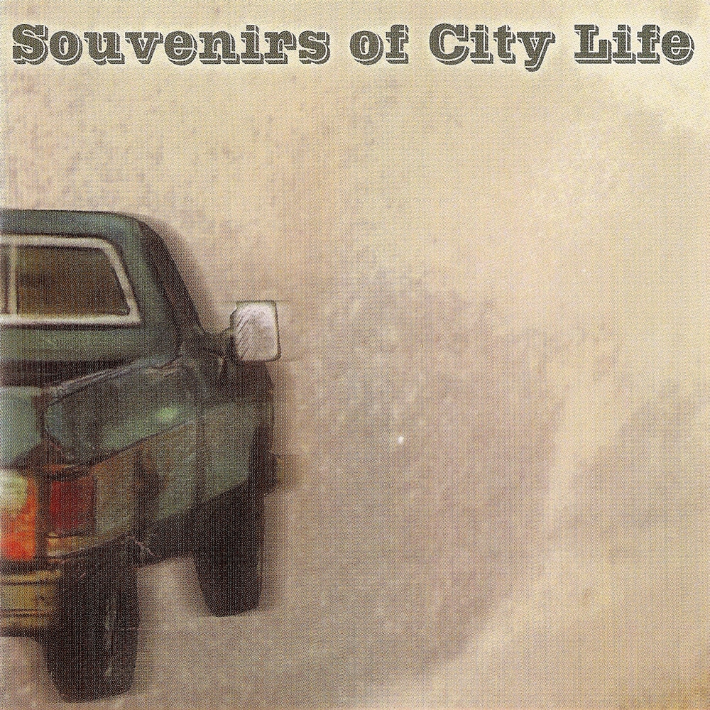 Red Wanting Blue Souvenirs of City Life Album Cover