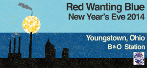Red Wanting Blue nye 2014 banner