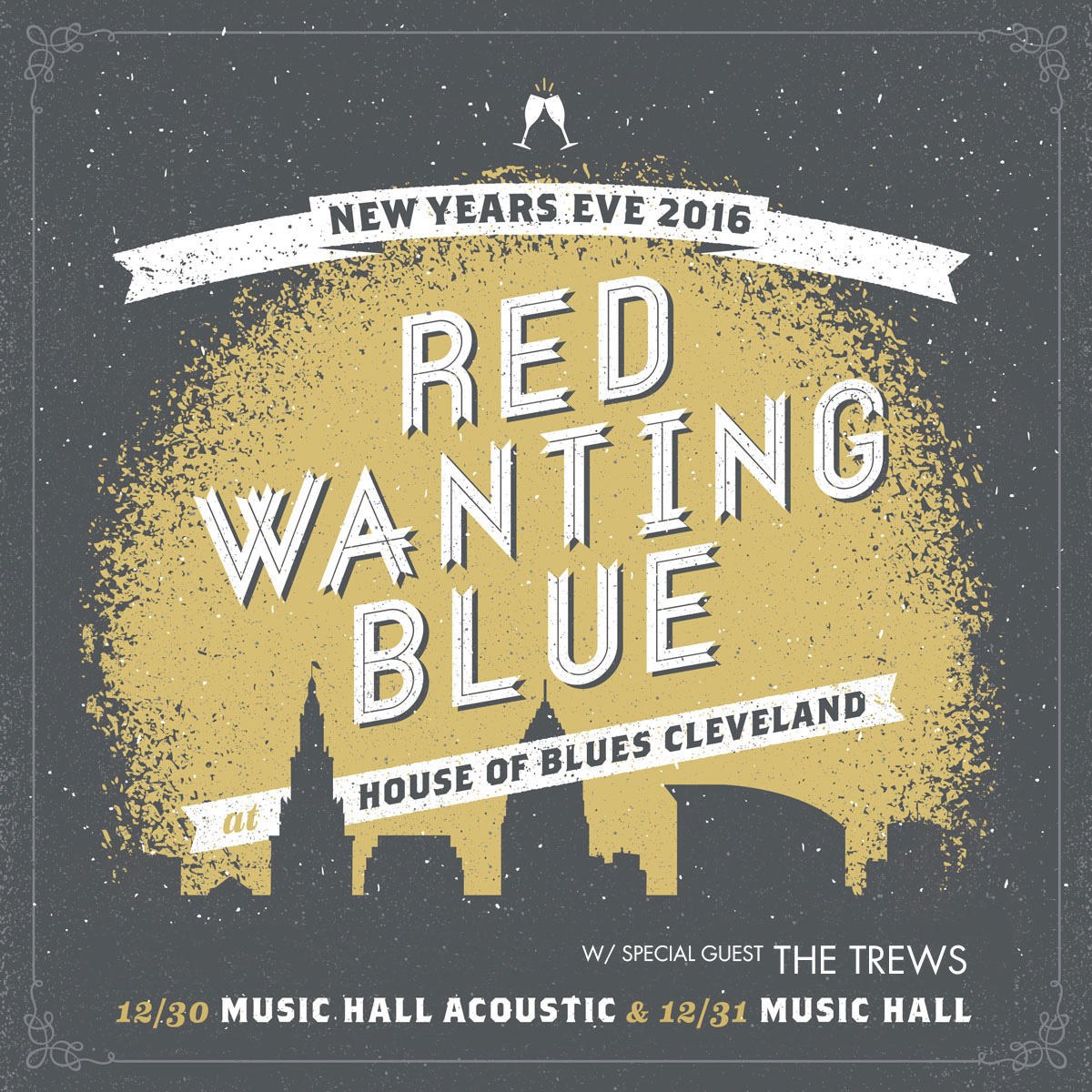 Cleveland celebrates New Year's Eve with full body patdowns on the ...